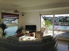 Grand+appartement+de+standing+avec+vue+sur+le+port+d'Audierne,+2+personnes+++Location de vacances à partir de Plouhinec @homeaway! #vacation #rental #travel #homeaway