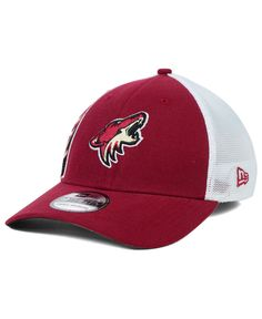 2b5912e6727 New Era Arizona Coyotes Flex 39THIRTY Cap & Reviews - Sports Fan Shop By  Lids - Men - Macy's