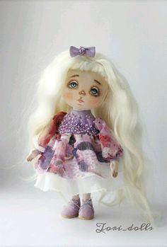 Купить Интерьерная куколка - интерьерная кукла, кукла в подарок, кукла ручной работы, кукла