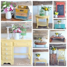 Vintage furniture ideas