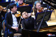 세계음악계를 또다시 놀래운 조선의 피아노신동 최장흥