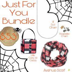 Just for You Bundle  Www.mythirtyone.com/1735467