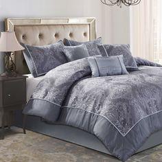 Found it at Wayfair - Bardot 7 Piece Comforter Set