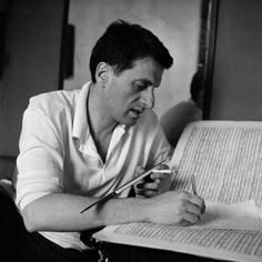 Iannis Xenakis - Composer, music theorist, and architect-engineer