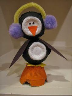 Llegó a Lluvia de ideas la visita de unos personajes invernales: los pingüinos y los muñecos de nieve para presentarnos diferentes pro...