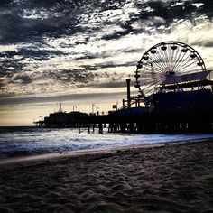 Oh #summer #thursday #nights with the girls at Santa Monica Pier, every week different artist, music, food and friends