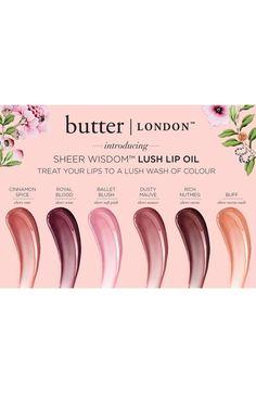 Sheer Wisdom Lip Oil by butter #18