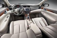 2015 Nissan Sentra interior #BillColeAutomall http://www.billcoleautomall.com/