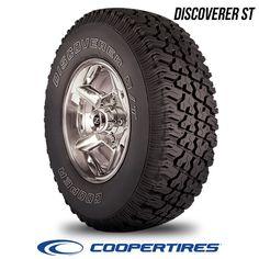 Cooper Discoverer S/T LT 245/75R17 118Q OWL 245 75 17 2457517