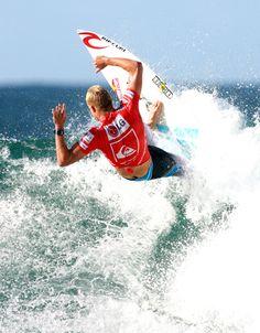 Mick Fanning, World surfer champions