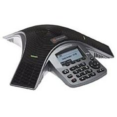 Polycom SoundStation 2200-30900-025 IP 5000 Conference Station - 248 x 68 - Wired - RJ-45 10/100Base-TX PoE
