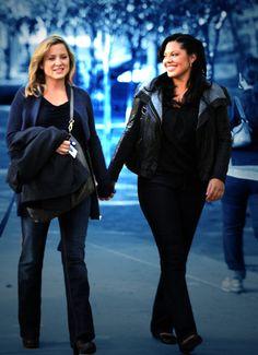 Callie and Arizona | Grey's Anatomy