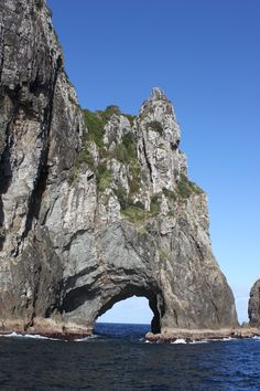 Hole In The Rock, Bay of Islands, Northland, New Zealand