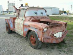 'Mater!