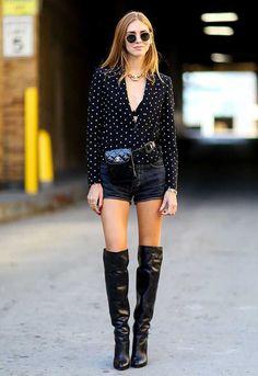 As otk boots são um bom investimento agora, e você entenderá o por quê. Look Chiara Ferragni.