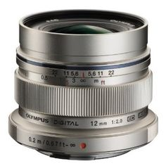 Pretty much every review of this Zuiko 12mm f/2.0 lens agree: best micro 4/3 lens ever made.  $800