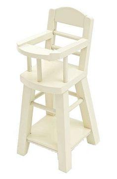 Maileg high chair white for micro 11-5034-00
