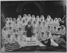 Polish nurses WW1