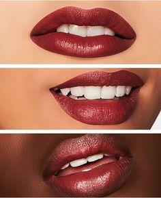 MAC Satin Lipstick in Del Rio; Hot Pink Lipsticks, Satin Lipstick, Eye Color, Lip Colors, Lipstick For Fair Skin, Lipstick Tricks, Lipstick Designs, Natural Blush, Pink Lip Gloss