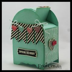 Artisan Design Team January- Teeny Tiny Mailbox