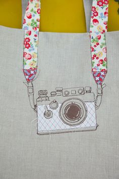 """""""Camera Bag"""" tutorial"""