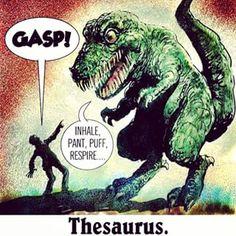 This special form of dinosaur: | 19 Jokes All Grammar Nerds Will Appreciate