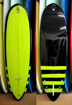 Sweet board and a great resin tint HPD - Surfboards by Donald Takayama