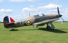 Only Battle of Britain Hurricane Finds New Home, Will Undergo Rebuild Aircraft Propeller, Hawker Hurricane, British Armed Forces, Desert Camo, Battle Of Britain, Military History, Military Aircraft, Planes, Boats