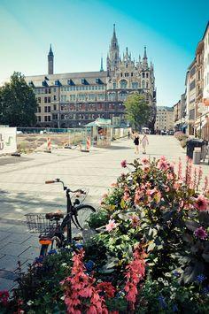 Munich, Germany (by Alex Cocian)