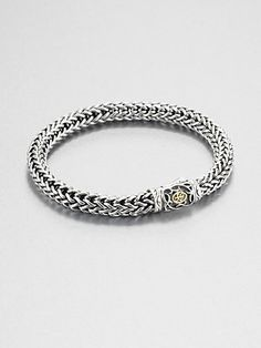 #ScottKay Sterling Silver Doberman #Bracelet
