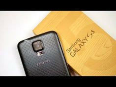 Galaxy S5 - Unboxing & Hands On