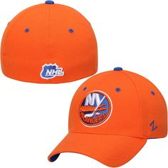 premium selection 5e4c9 9800d Mens New York Islanders Zephyr Orange Breakaway Flex Hat, Your Price    24.99 New