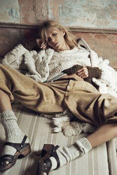 Clochet-Into-the-wild-Lachlan Bailey-Géraldine-Saglio-Anja Rubik-vogue-France-01