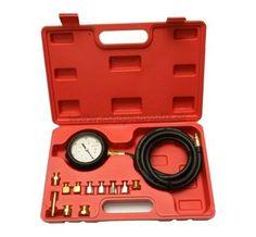 Sada na kontrolu tlaku a tesnenia oleja 12ks 00760