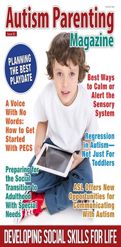 Copy of Issue 92 – Developing Social Skills for Life - Autism Parenting Magazine Picture Exchange Communication System, Improve Communication Skills, Social Stories Autism, Autism Resources, Autism Learning, Autism Parenting, Autism Support Groups, Autism Facts, Primary Caregiver