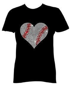 Have a great love for Baseball/Softball? With 1850 hand placed Rhinestones you will stand out from the crowd! This design measures x You could also add a name and numbers on the back for a little extra Mega Bling. Dodgers, Mets Baseball, Perfect Beard, Baseball Season, Team Shirts, Hair And Beard Styles, How To Look Pretty, Types Of Shirts, Retro Fashion