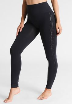 Free People BARELY THERE - Tights - black - Zalando.nl