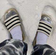 Slide Sandals, Slide Rule, Slippers, Socks, Sneakers, Fashion, Sandals, Tennis, Moda