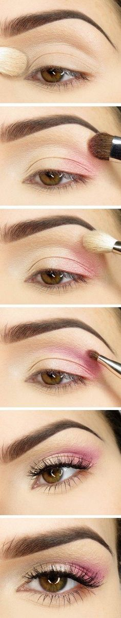 Cute Eye Makeup Ideas for Summer - styles outfits