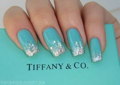 Tiffany blue. The most perfect color in the universe.