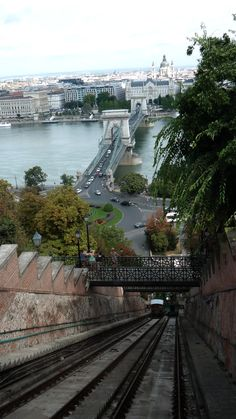 Budapest - because it has such a clash of cultures in it's past