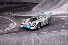 AURORA AFX Porsche 917k Maritini Racing