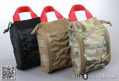 ETA Trauma Kit Pouch 01 by ITS Tactical, via Flickr