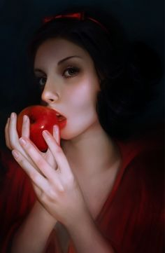 Realistic Disney Princesses - Snow White