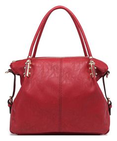 This Red Sarah Shoulder Bag is perfect! #zulilyfinds