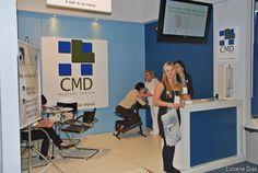 Stand CMD em Feira - 2009