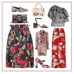 Imprimé à fleurs : nos 30 belles pièces pour le printemps  spring 2017