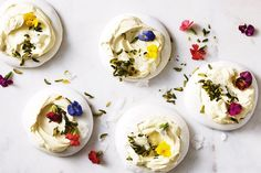 Yes, egg-free meringues are all the rage this summer.