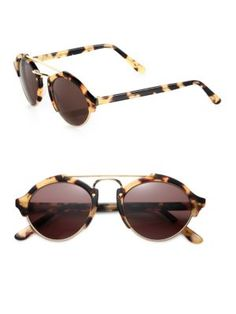 e5df5726b6 Dior - Dior So Real Metal   Plastic Sunglasses - Saks.com
