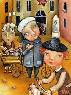 """Potatoes"" By Monica Blatton"
